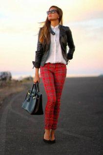 Fashion Bubbles - Moda e o Novo na Cultura Looks com Xadrez Tartan_ Conheça história e curiosidades dessa padronagem - Estampas Inverno 2014