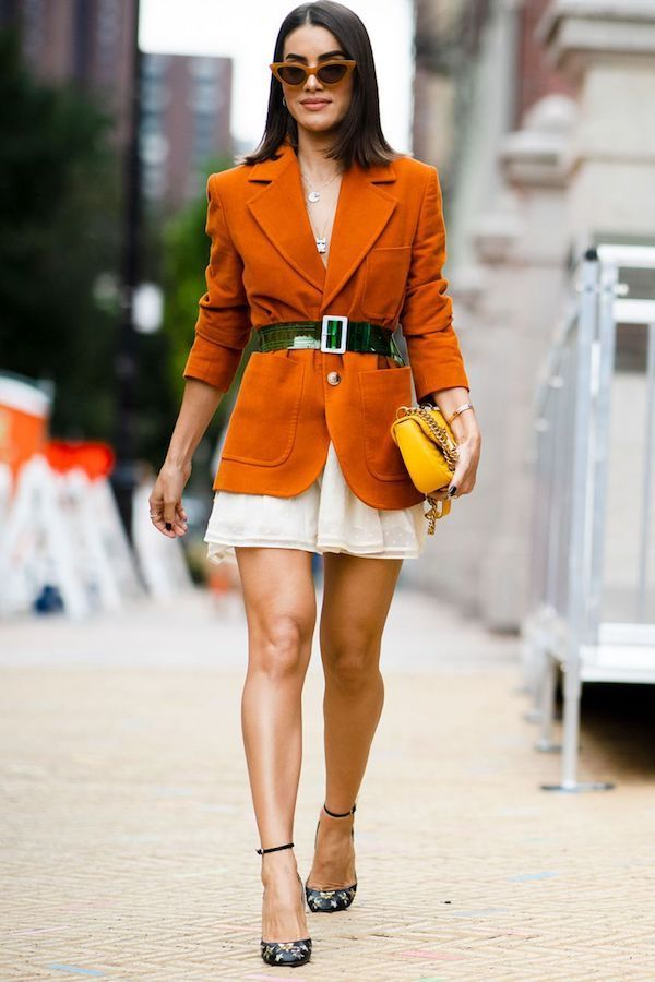 We're sharing our favorite fall trends as seen on street style coverage of New York Fashion Week and London Fashion Week!